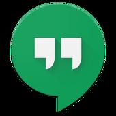 Aplicativo Hangouts