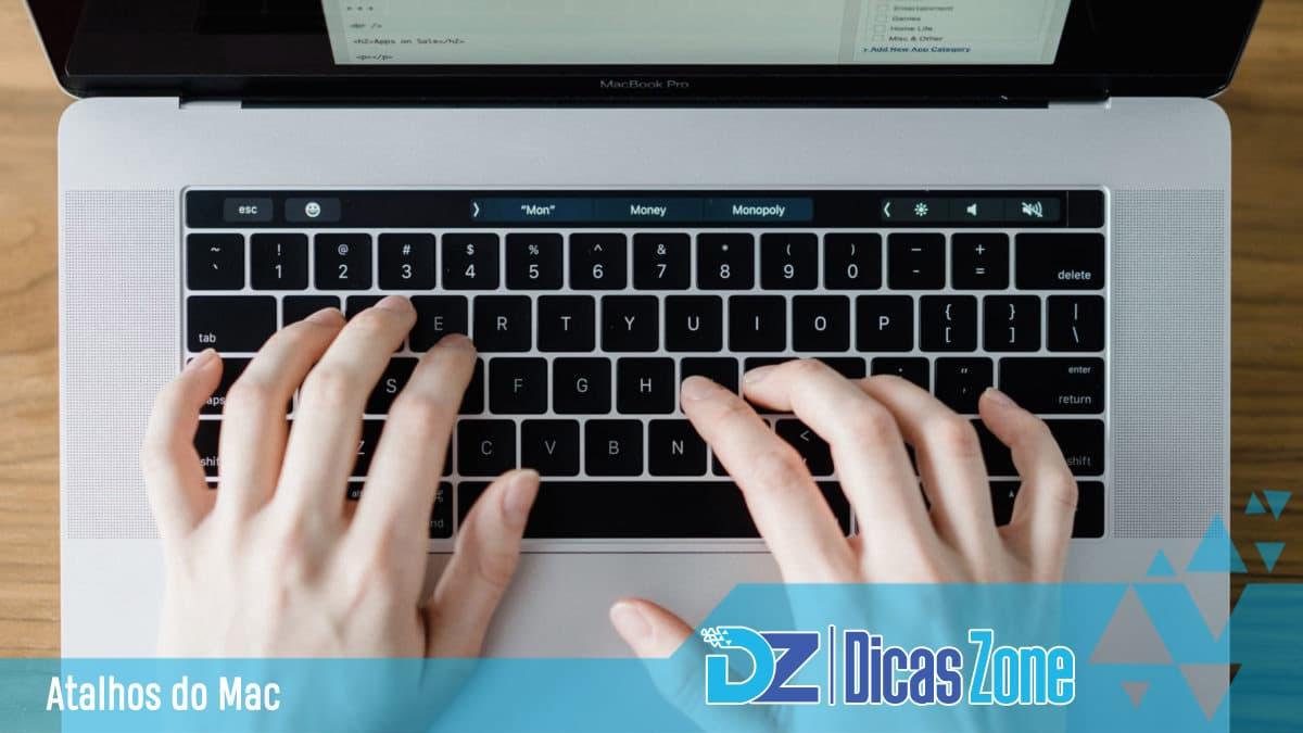 TOP Melhores Atalhos de Teclado no Mac