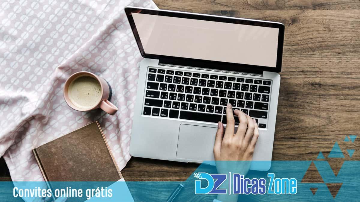 convite online gratis