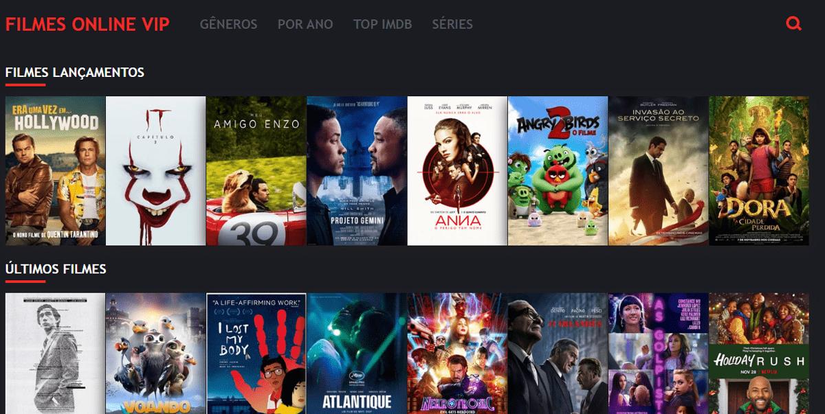 filmes online vip site