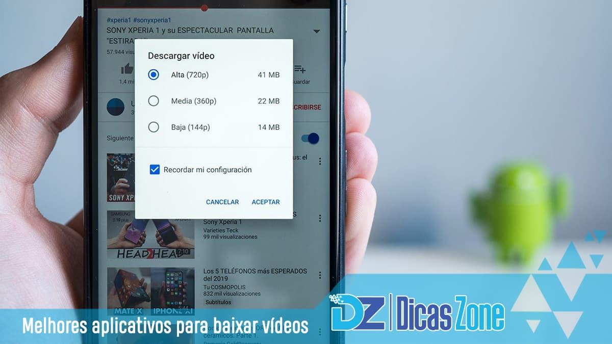app para baixar videos