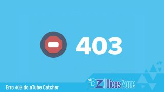 ERRO 403 no aTube Catcher