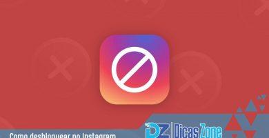 como desbloquear alguem no instagram