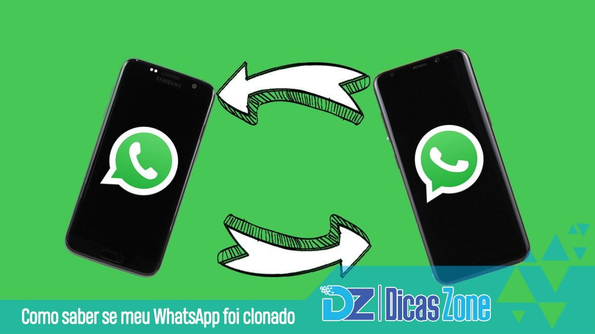 Como saber se seu WhatsApp está sendo clonado
