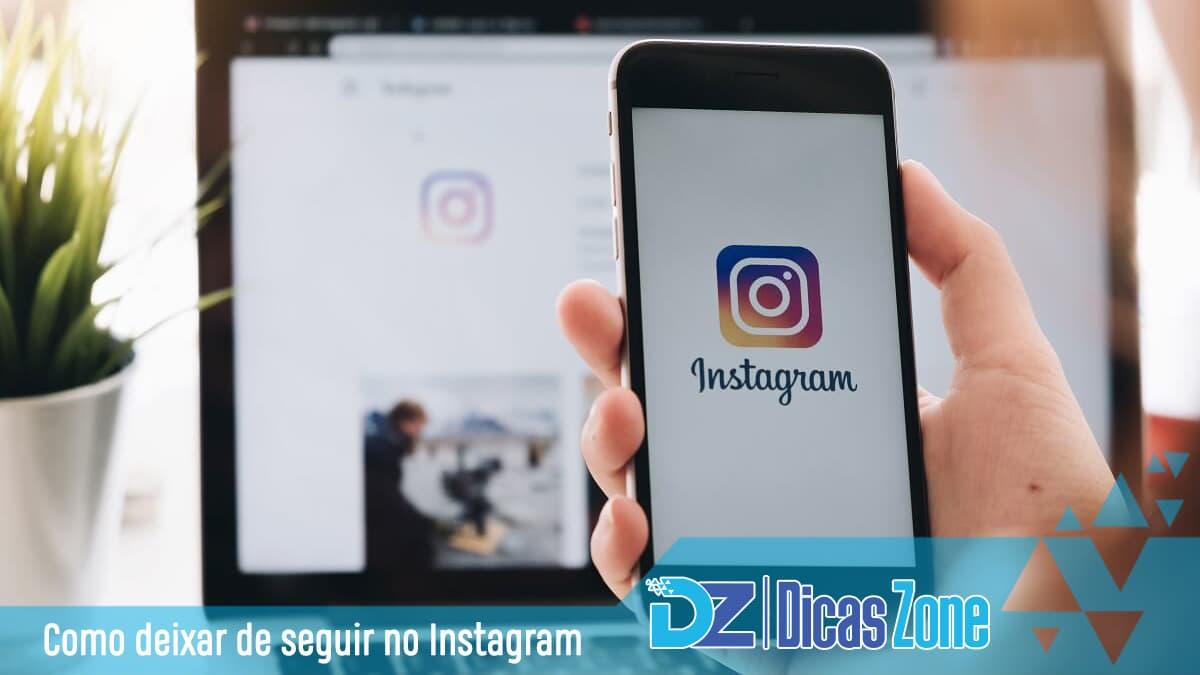Como deixar de seguir todos no Instagram de uma só vez