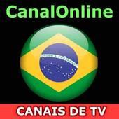 Logo App Canal Online Brasil