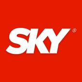 Logo Sky TV