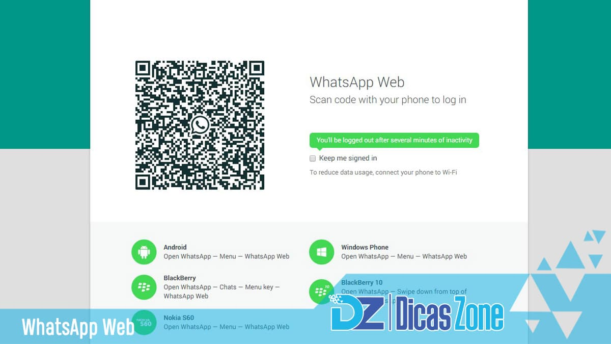 web whatsapp web