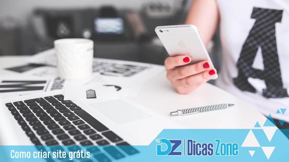 criador de sites gratis