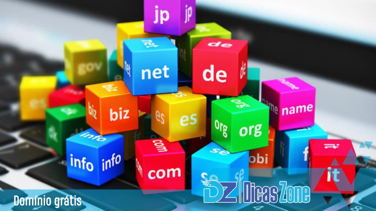 dominio de site gratis