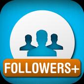 aplicativo Followers+ for Twitter