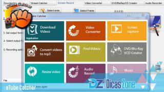 aTube Catcher Download para Windows em Português Grátis