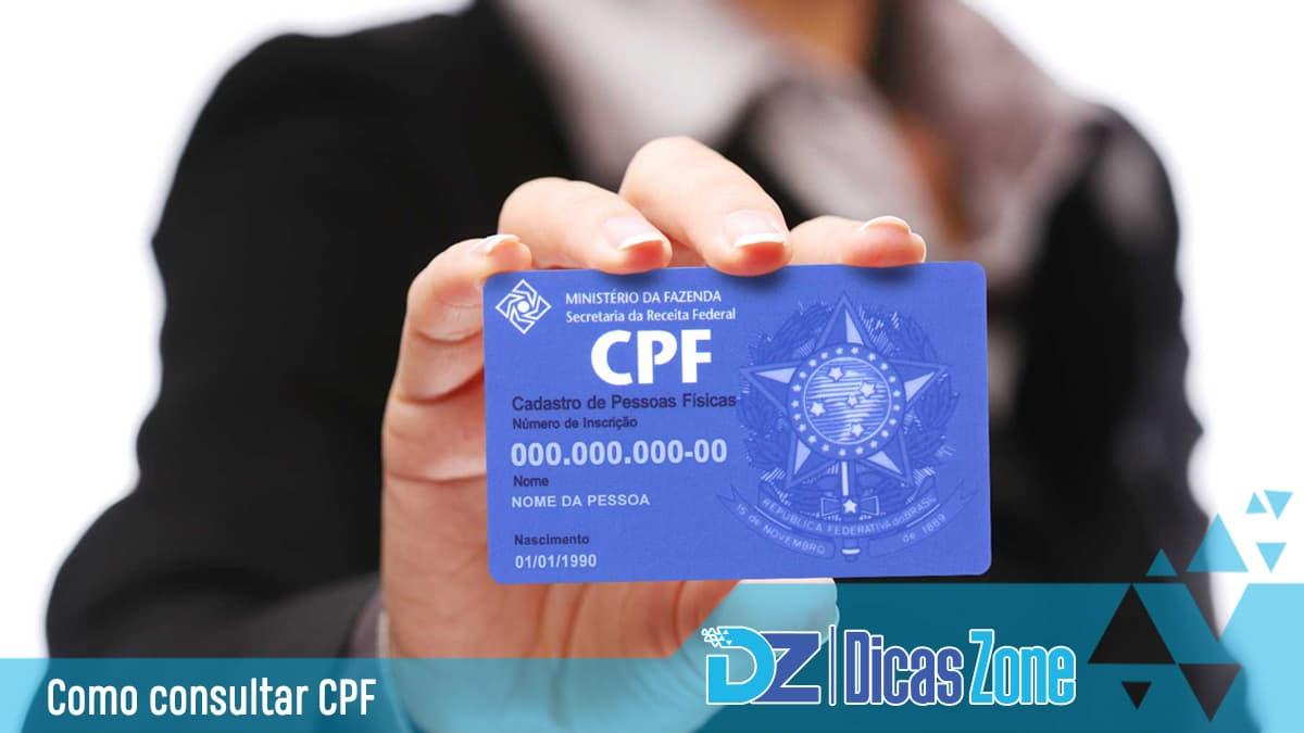 consulta cpf receita pelo nome