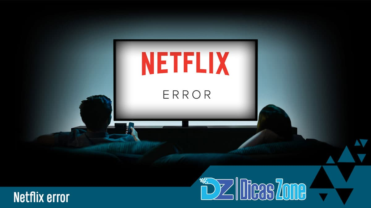 Netflix login error code