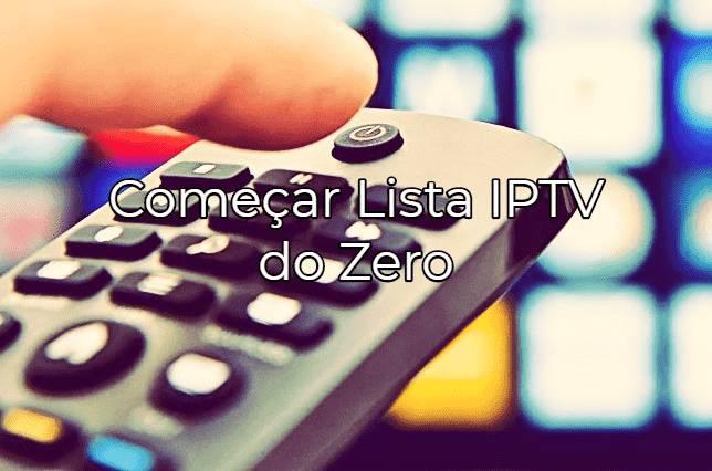 Lista de canais para IPTV - Fazer Fácil