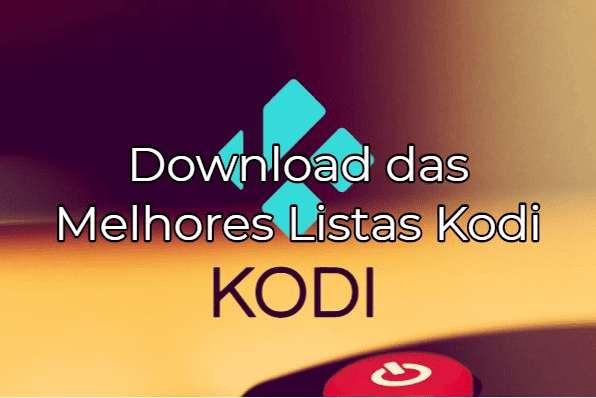 Como adicionar uma lista IPTV no Kodi