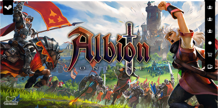 jogo Albion Online