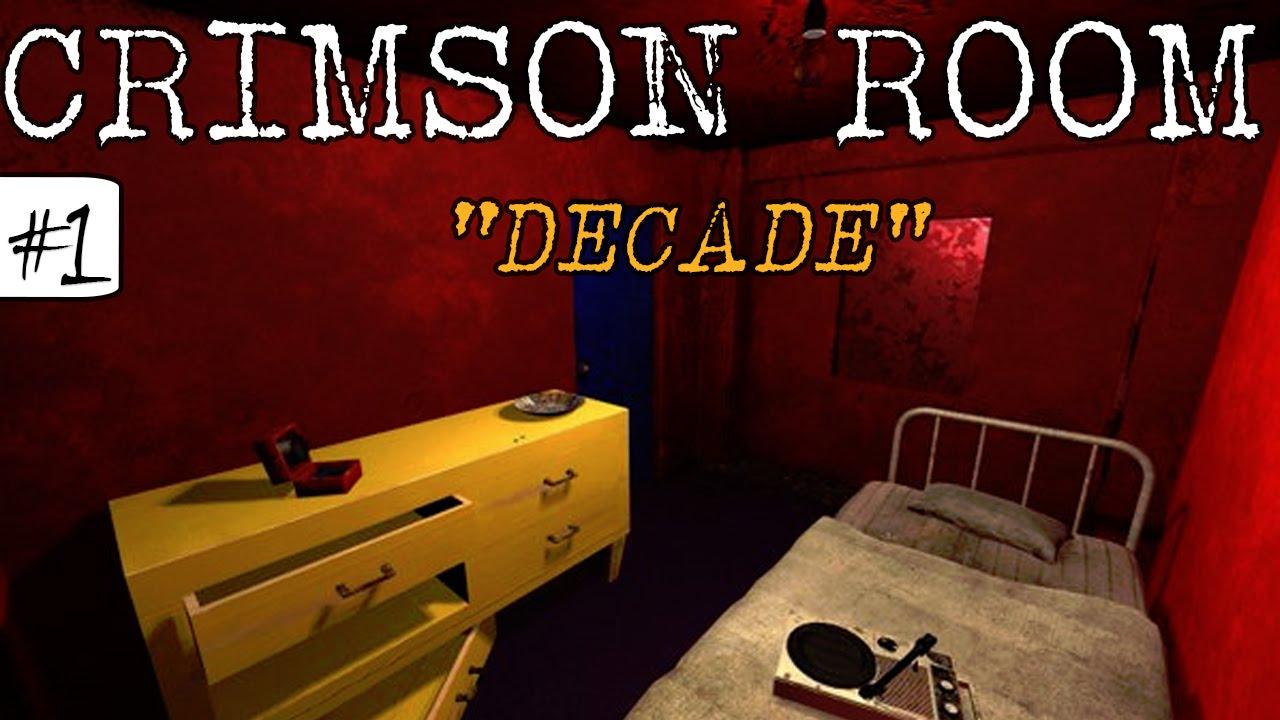 Jogo The Crimson Room