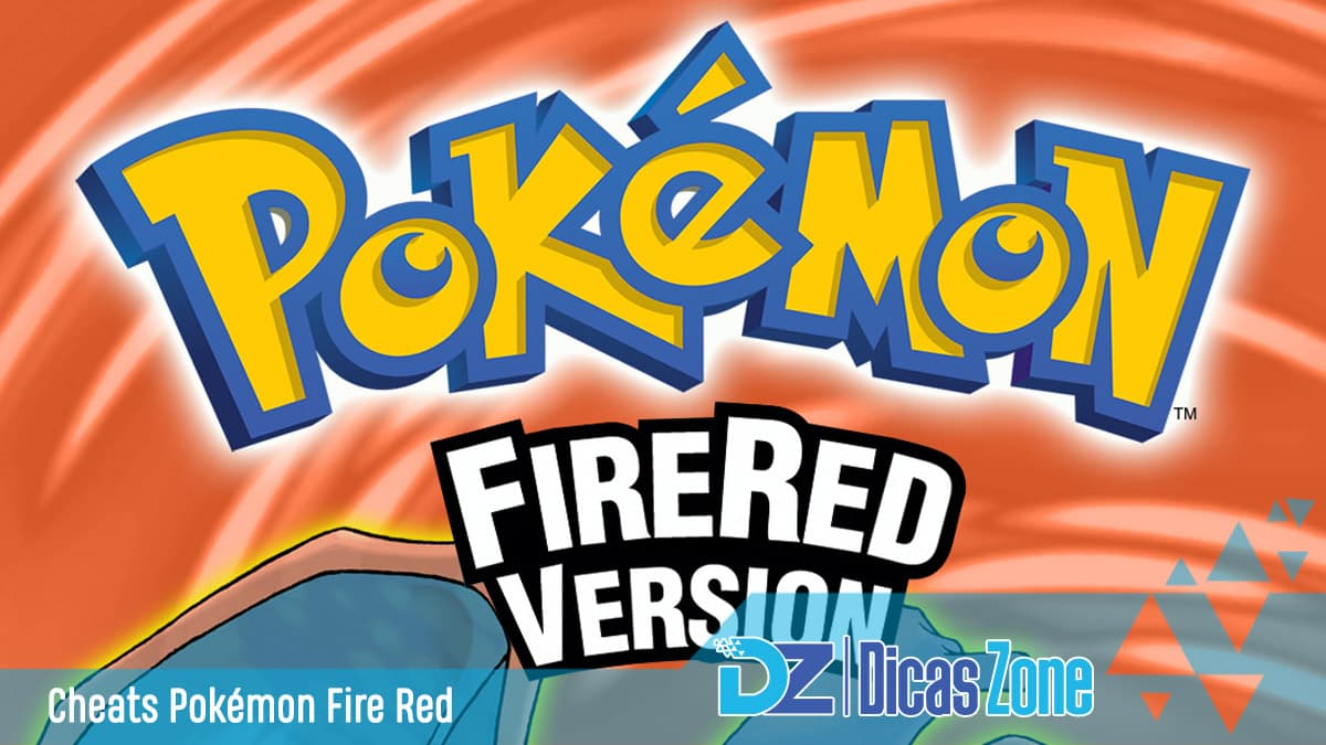 gameshark pokemon fire red