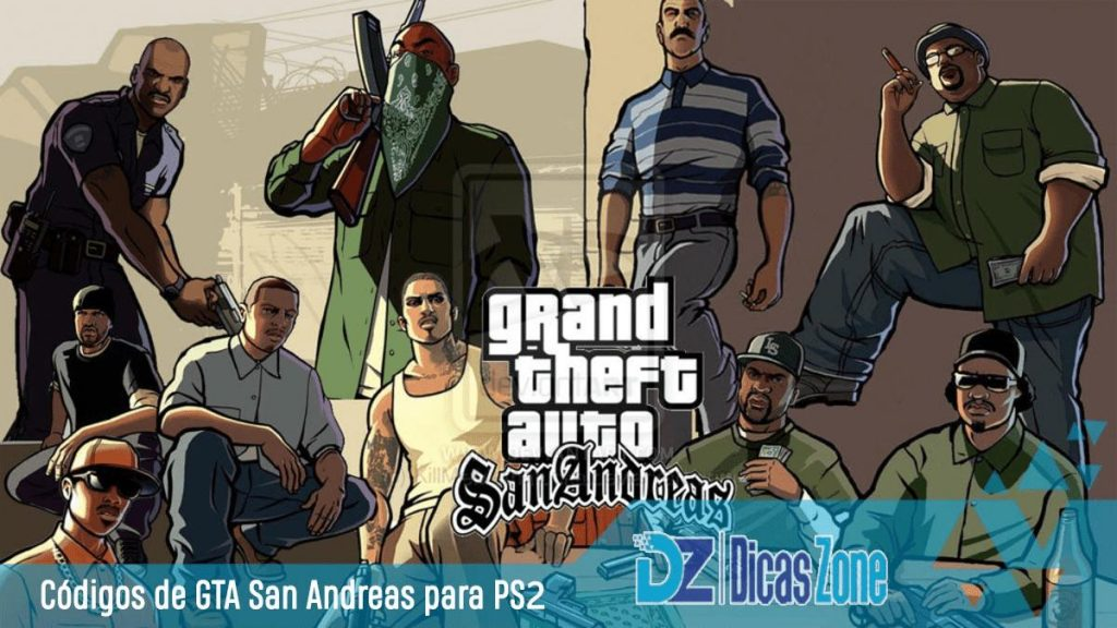 manhas gta san andreas