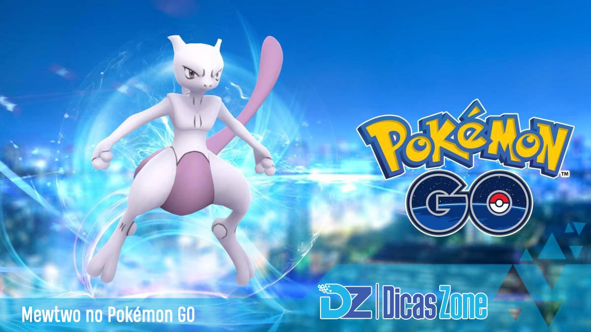 Conta Pokemon Go Com Mewtwo