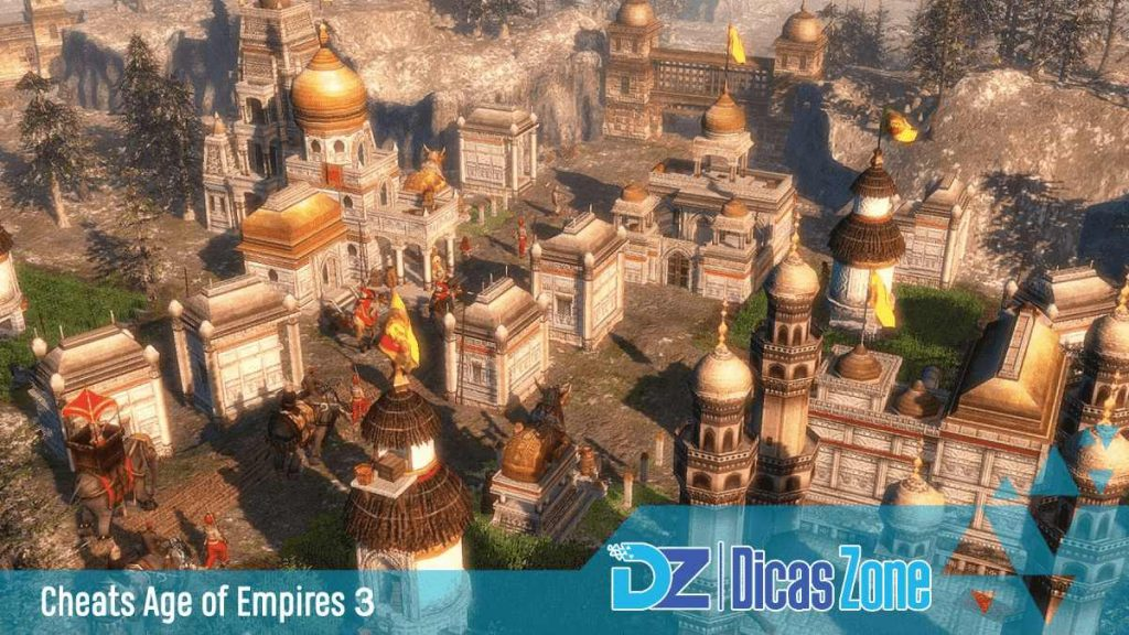 codigos age of empires 3