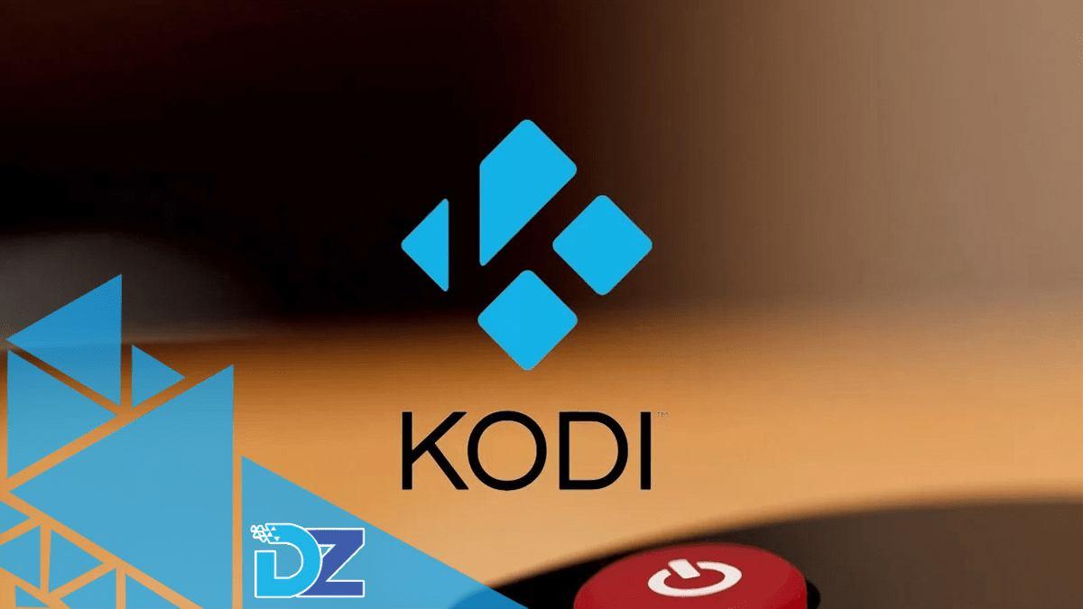 Como configurar o Kodi para trabalhar pc