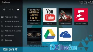 Como configurar o KODI windows