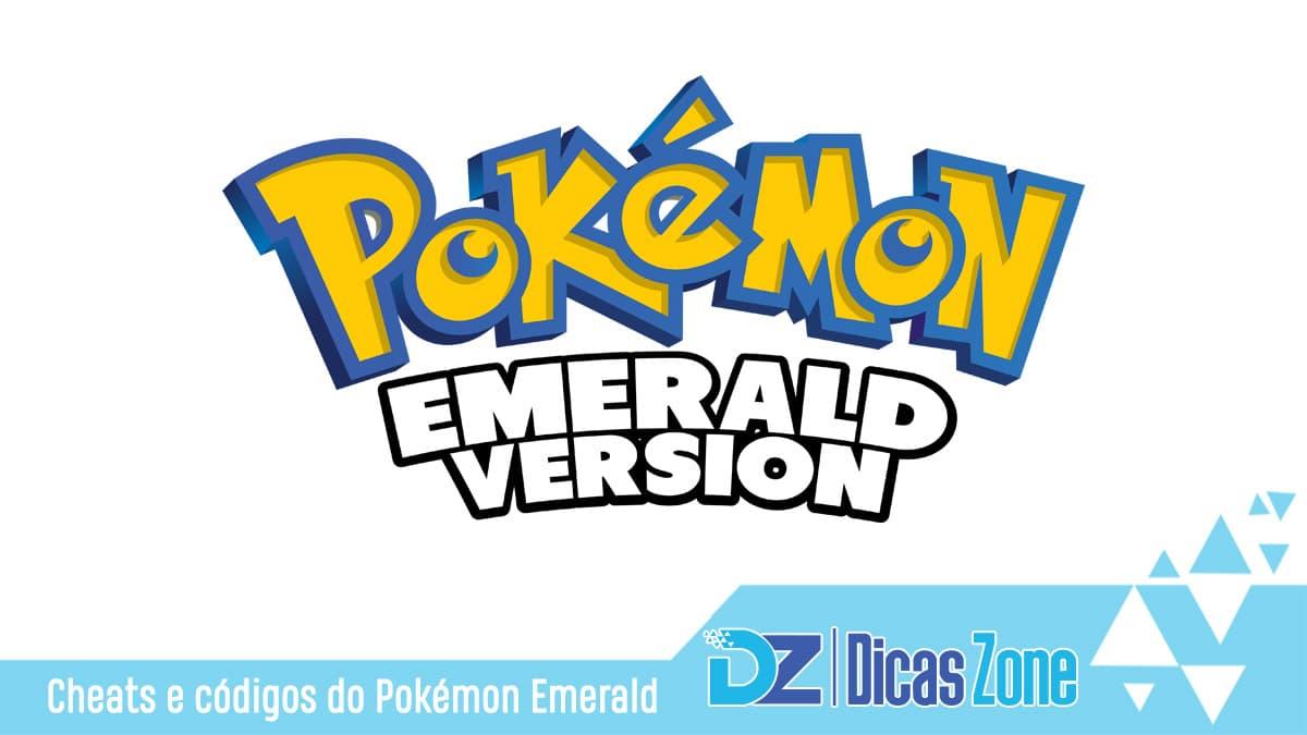 cheats pokemon emerald gba