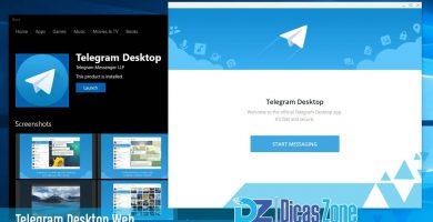 telegram no pc