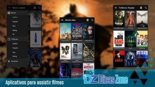 app de filmes