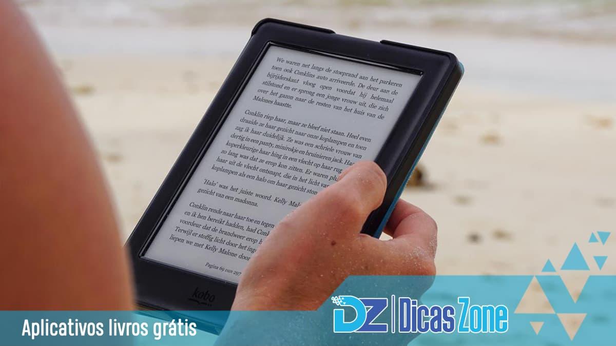 aplicativo de livros