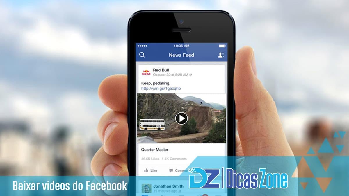 salvar video facebook online