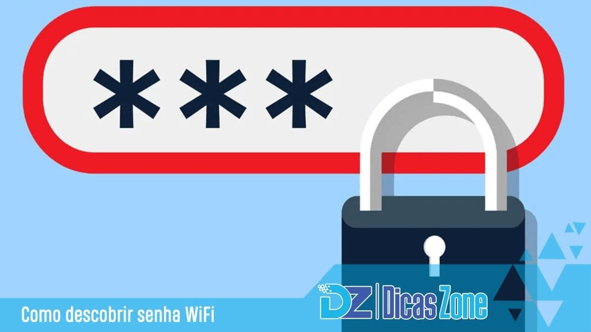 descobridor de senhas wifi