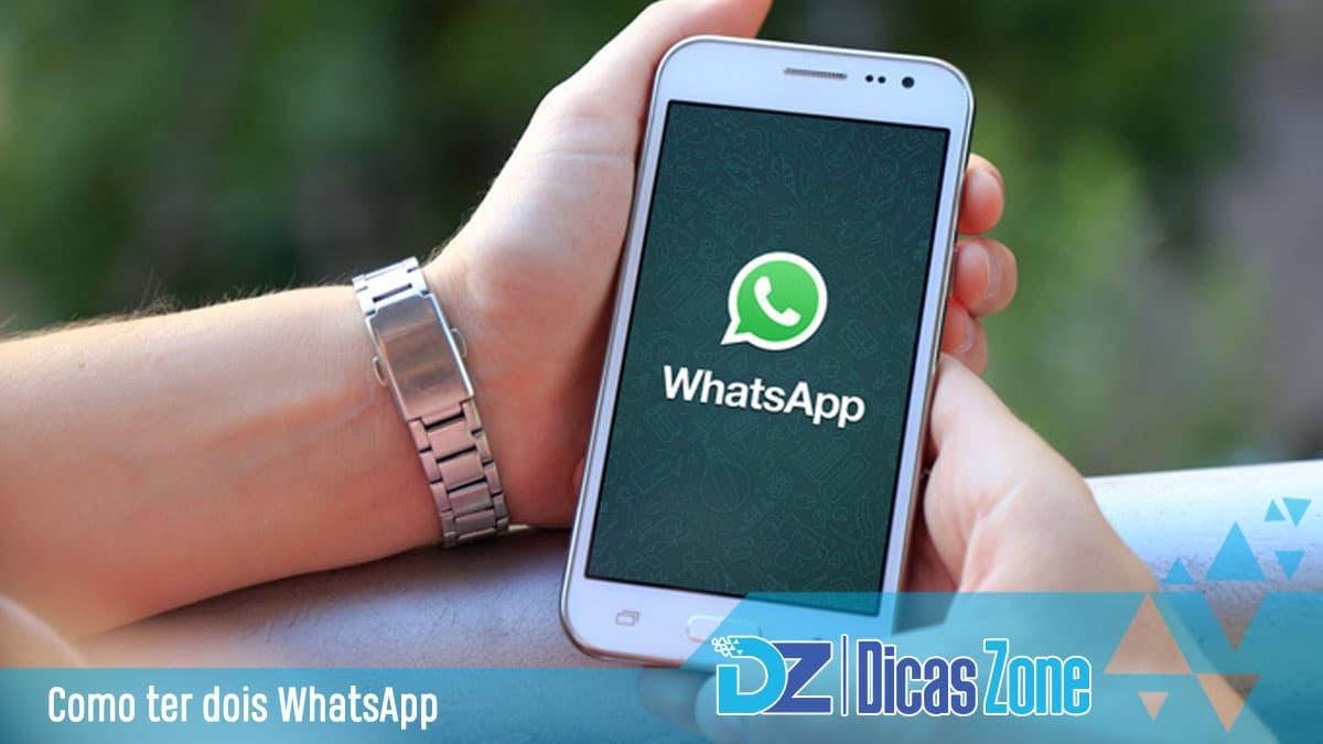 segundo whatsapp no celular