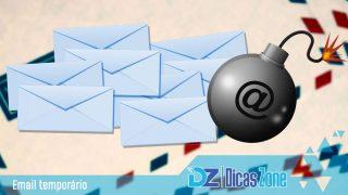 gerador de email temporario