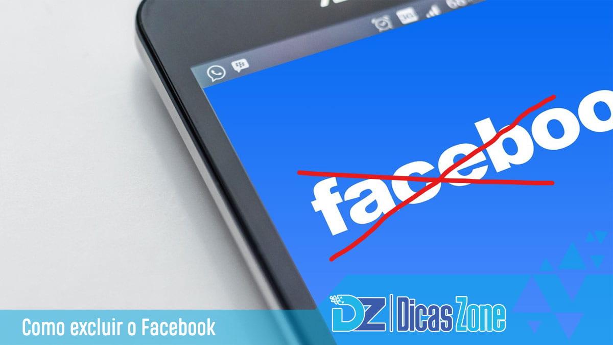 desativar facebook