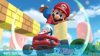 Guia de corrida - Mario Kart Tour