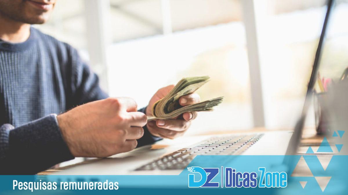 responder pesquisas e ganhar dinheiro