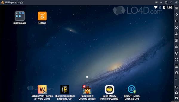 Emulador de Android LDPlayer