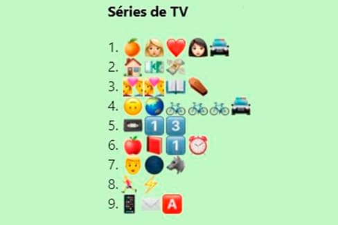 Descubra as séries de Tv