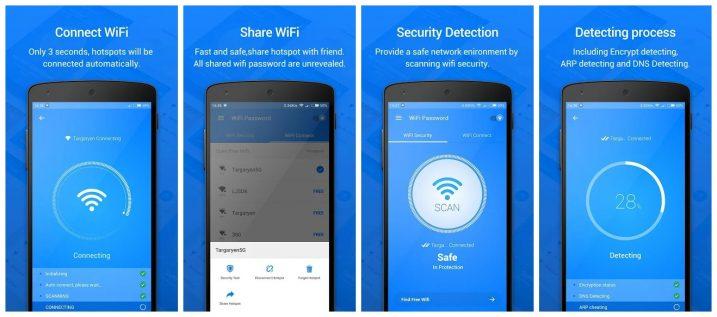 Como usar o Wifi Password