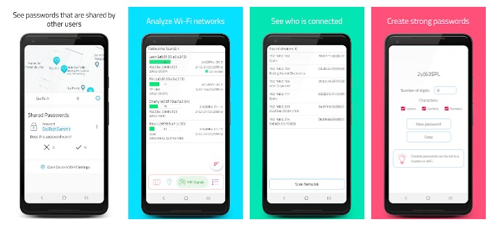 Wifi Warden para Android