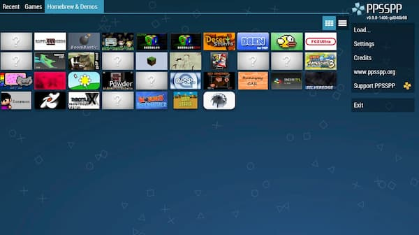 PS2 no Android com PPSSPP