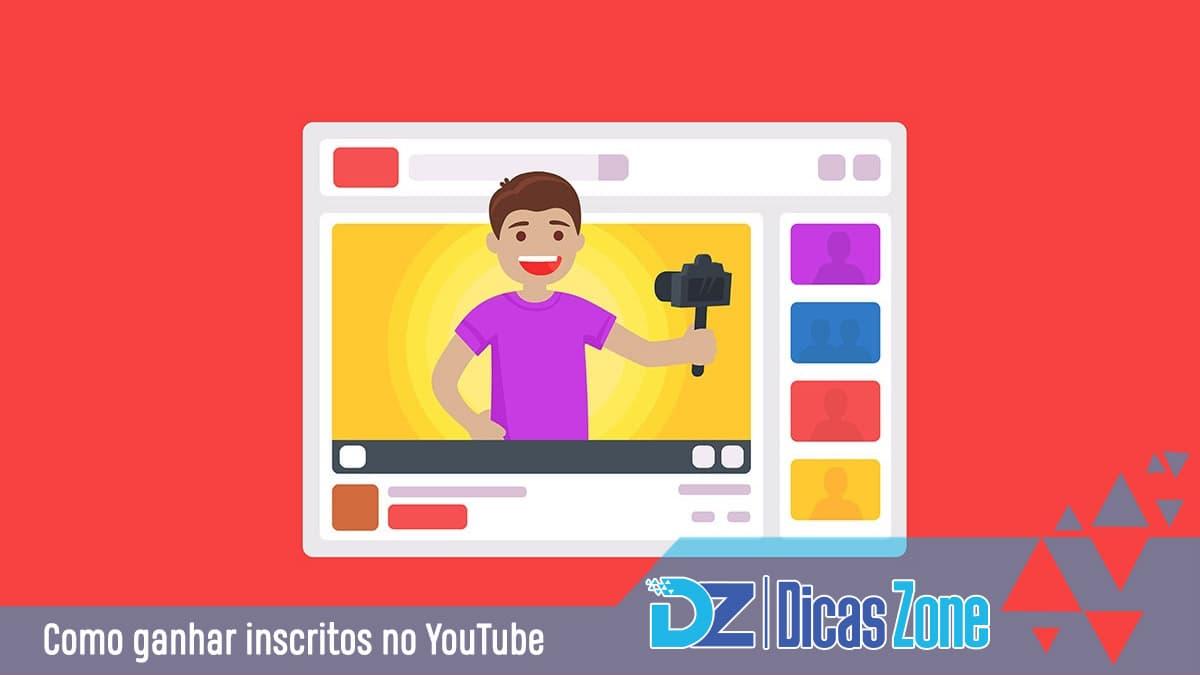 Ganhar Inscritos Gratis YouTube
