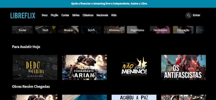 Site Libreflix