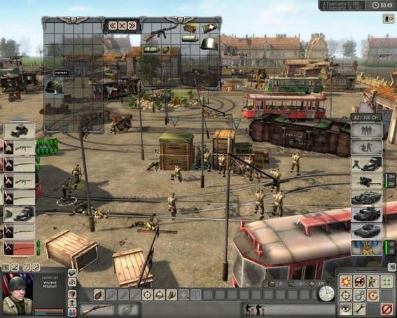 jogos de guerra para pc fraco