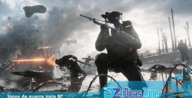 melhores jogos de estrategia de guerra
