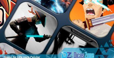melhores jogos de luta para android