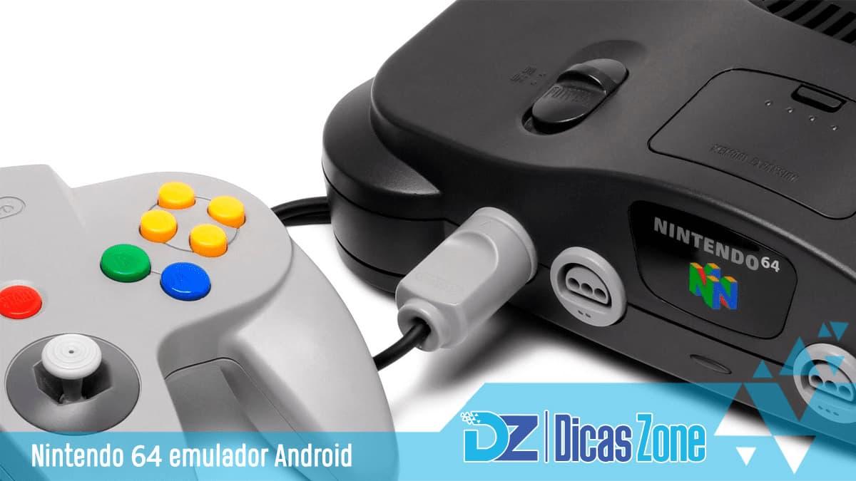 emulador de nintendo 64 para android